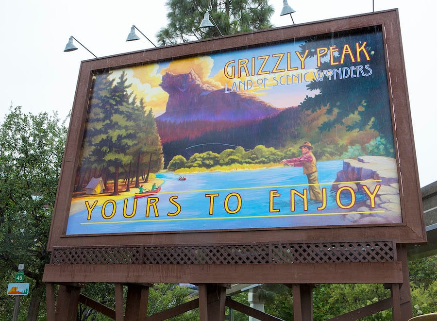 Grizzly Peak Airfield Now Open at Disney California Adventure Park