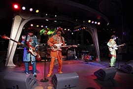 'Hard Day's Night – A Tribute to The Beatles' at Tomorrowland Terrace at Disneyland Resort