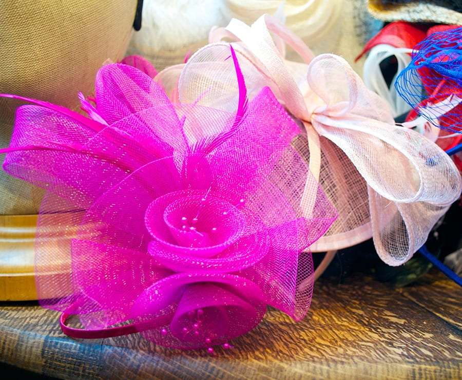 a50d13cfe2d87 ... A Focus on Fascinators from Chapel Hats at Downtown Disney in Florida  ...