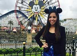Ashley is All Ears for Disneyland Resort Diamond Celebration Buzz