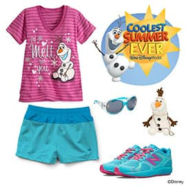 Keep 'Cool' and Show Your Disney Side at the 24-Hour Summer Kick-Off Celebration at Disney Parks