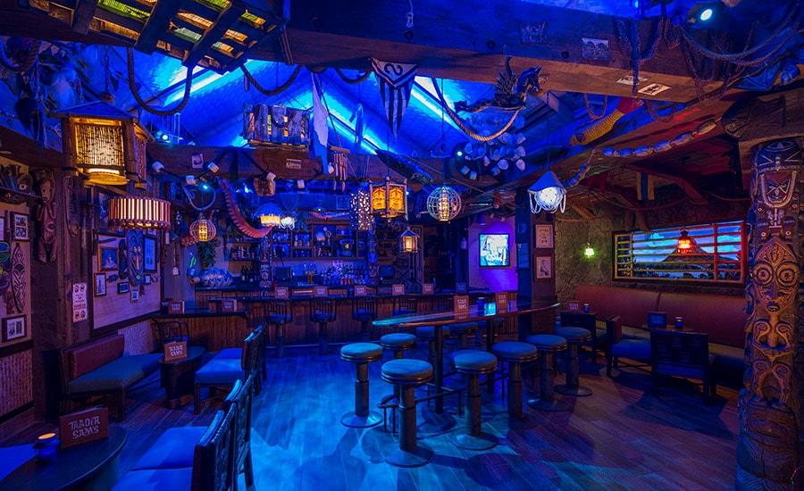 Trader Sam's Grog Grotto reabre no Walt Disney World
