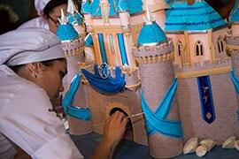 Don't Miss This Sweet Tribute to the Disneyland Hotel Diamond Celebration at Disney's Grand Californian Resort & Spa