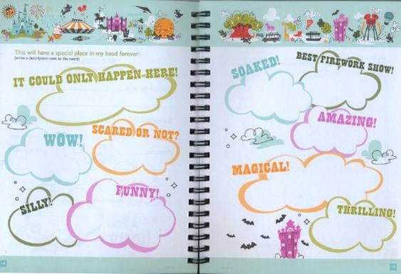 'My Walt Disney World Travels' Book Available at Walt Disney World Resort
