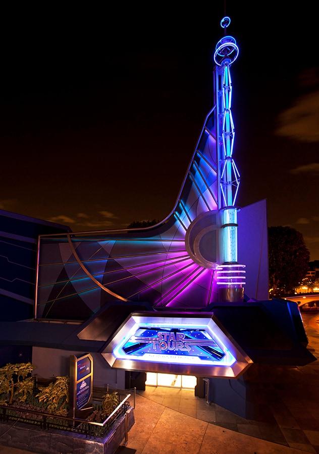 Disney Parks After Dark: Back to Tomorrowland at Disneyland Park