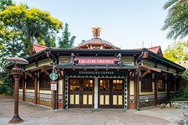Disney's Animal Kingdom's Starbucks Opens, Flat White Lattes To Help Endangered Species