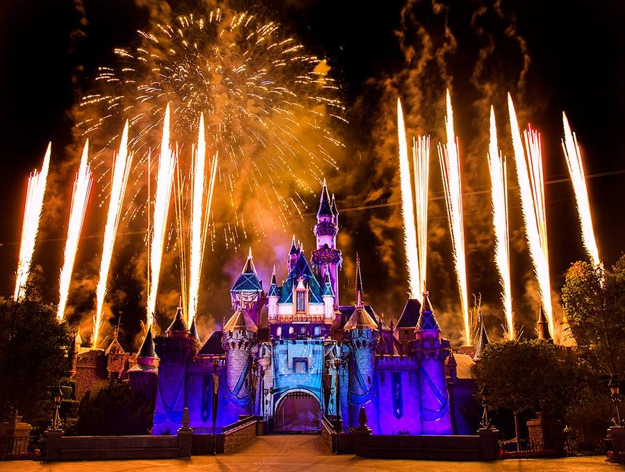 Celebrating The Fourth Of July At Disneyland Resort