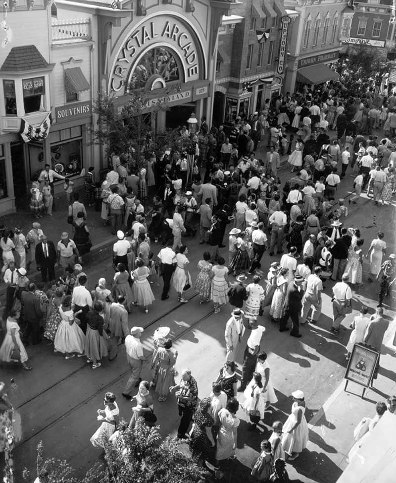 Celebrate the Official 60th Anniversary of Disneyland by Showing Your 1955 Disney Side