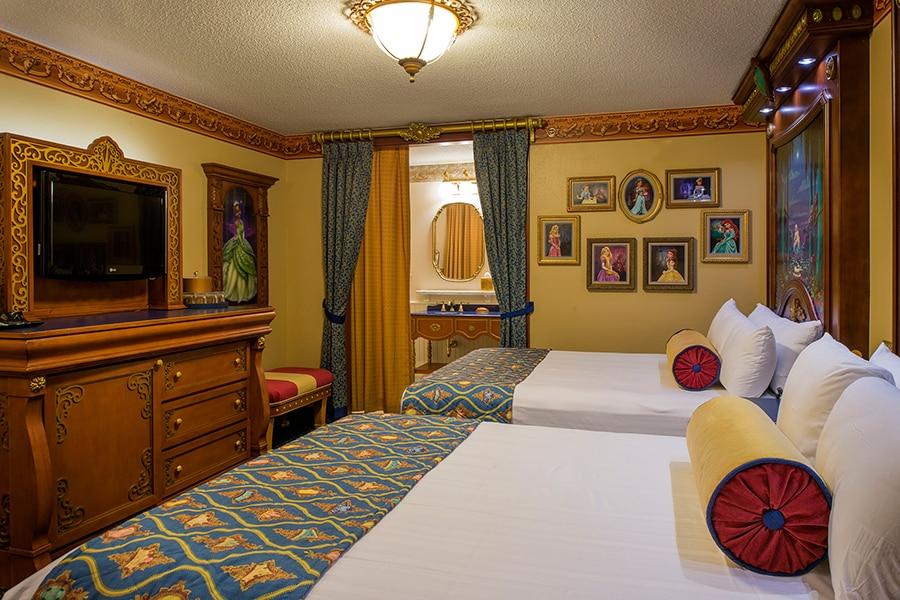 Disney World anuncia a reabertura de mais hotéis