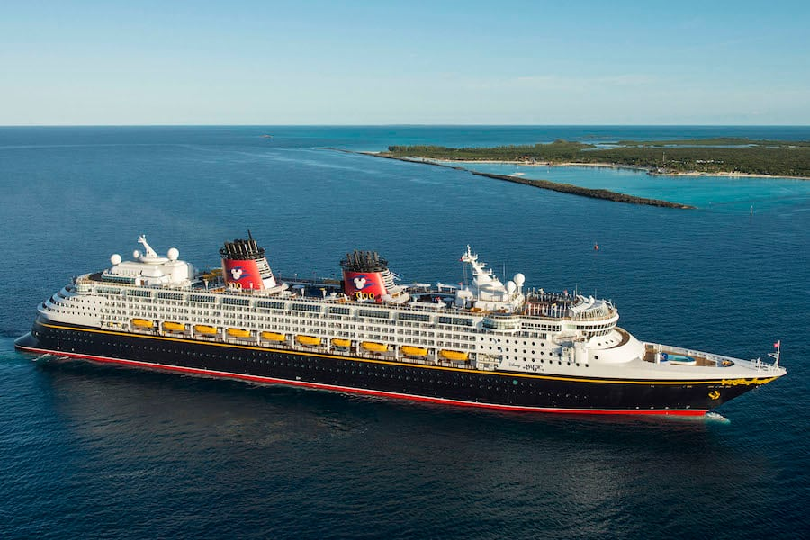 Travel + Leisure Readers Rank Disney Cruise Line #1