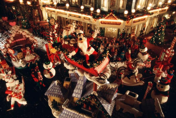 Christmas In July Disney World.Disney Days Of Past Christmas In July At Magic Kingdom Park
