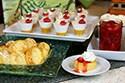 Dessert at Disney's PCH Grill at Paradise Pier Hotel at Disneyland Resort