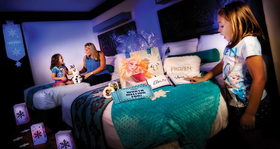 frufru365881 & New Gift Packages Bring u0027Frozenu0027 to Your Disney Resorts Room ...