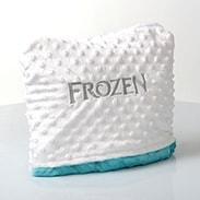 Frozen Pillow Blanket, Part of Anna & Elsa's Warm Welcome