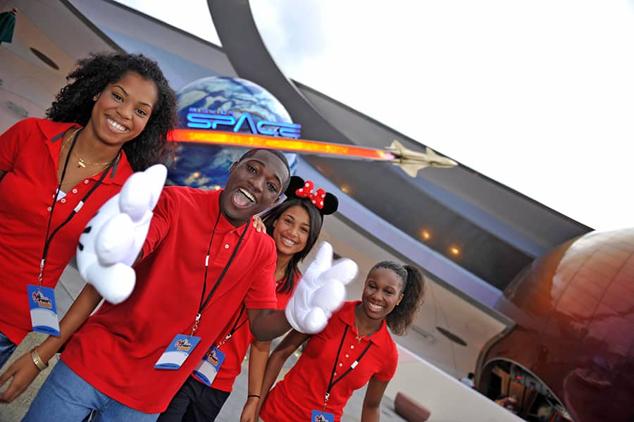 Apply Now For Disney Dreamers Academy