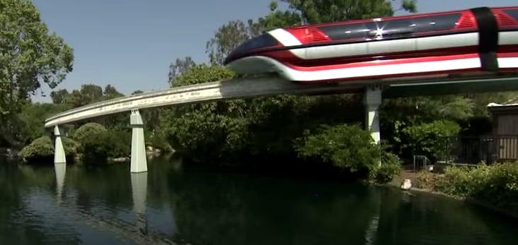 Video Rewind: Point-of-View Videos from Disneyland Resort Attractions