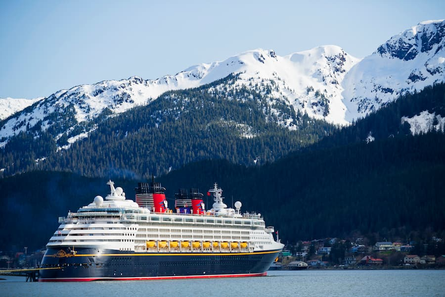 20 Awe-Inspiring Photos of Disney Cruise Line in Alaska