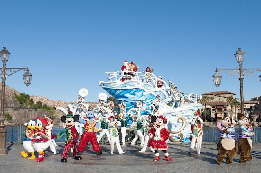 christmas offerings announced for tokyo disney resort - Disney Christmas 2015
