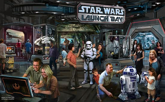 Details on Season of the Force, Coming November 16 to Disneyland Park in California