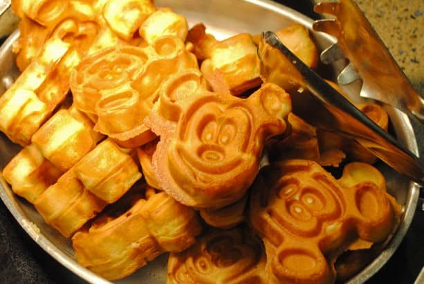 Happy National Waffle Day from Walt Disney Parks and Resorts