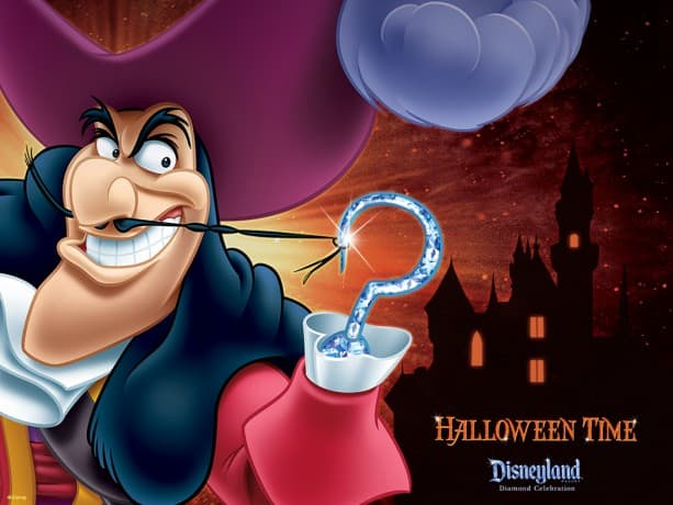 Bring Halloween Time at the Disneyland Resort to Your Desktop with Our Newest Wallpapers