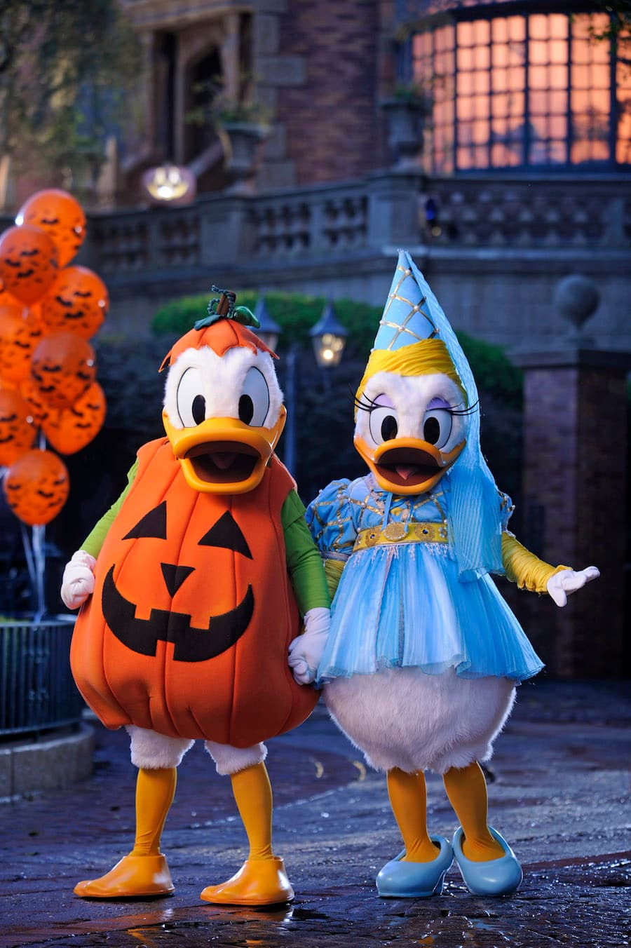 See Disney Characters in Halloween Costumes During Mickey's Not-So-Scary Halloween Party