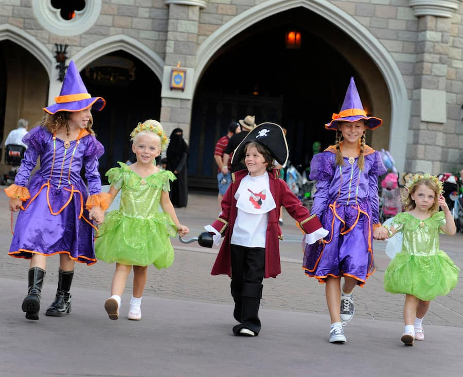 not so frightful wear halloween costumes