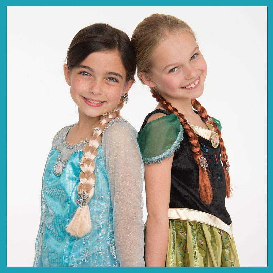 Experience Frozen Fun All Year Long at Bibbidi Bobbidi Boutique with New Disney Frozen Package