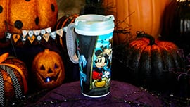 'Lonesome Ghosts' Inspired Hot Mug at Disneyland Resort and Walt Disney World Resort