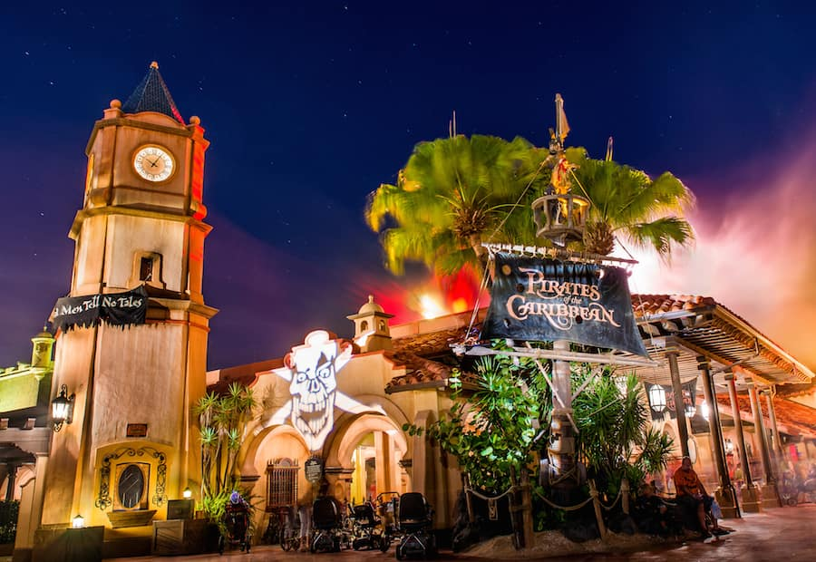 Image result for pirates of the caribbean walt disney world