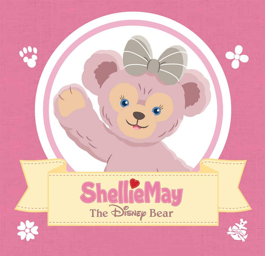 77bdaaa9460f Duffy the Disney Bear s Best Friend ShellieMay Coming to Disney Parks This  Fall