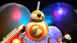 BB-8 Sipper at Galactic Grill in Disneyland Park