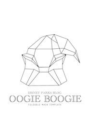 Halloween DIY: Making an Oogie Booogie Mask