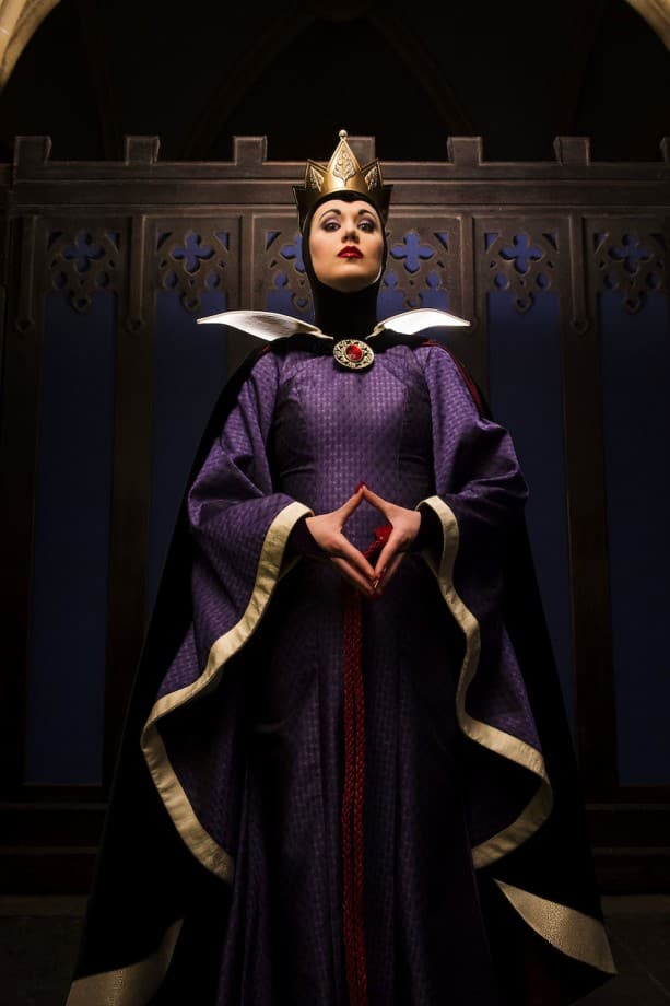 aef46b6ce83 Villain s Gallery  The Wicked Queen from  Snow White