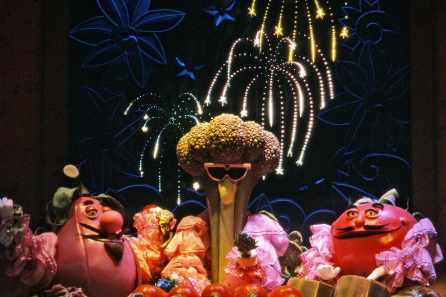 7 Amazing Photos Of Epcots Kitchen Kabaret Disney Parks Blog