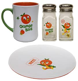 New Orange Bird Home Décor and More Landing This Fall at Disney Parks