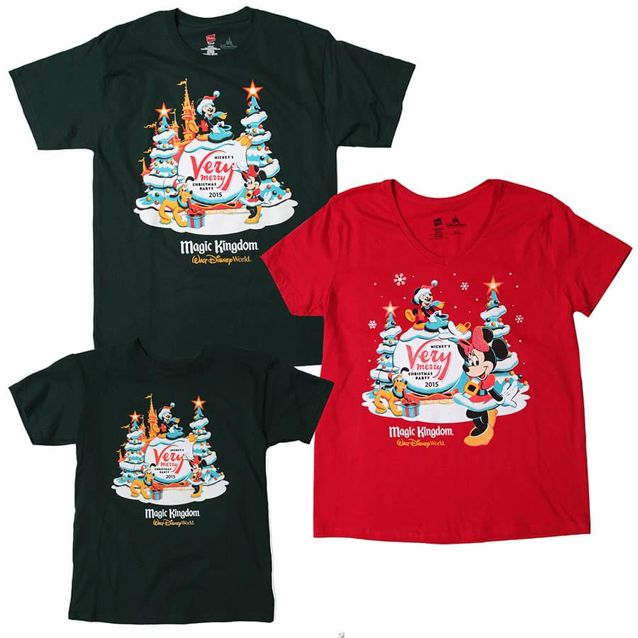 Commemorative Merchandise For Mickey's Very Merry ...