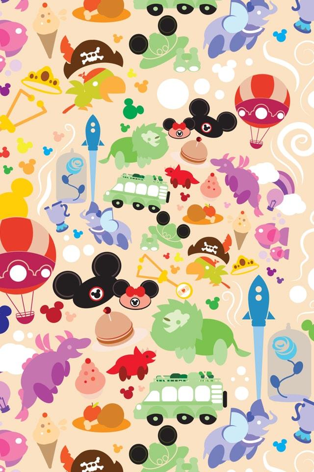 Disneykids Download Our Playful Walt Disney World Resort Wallpaper