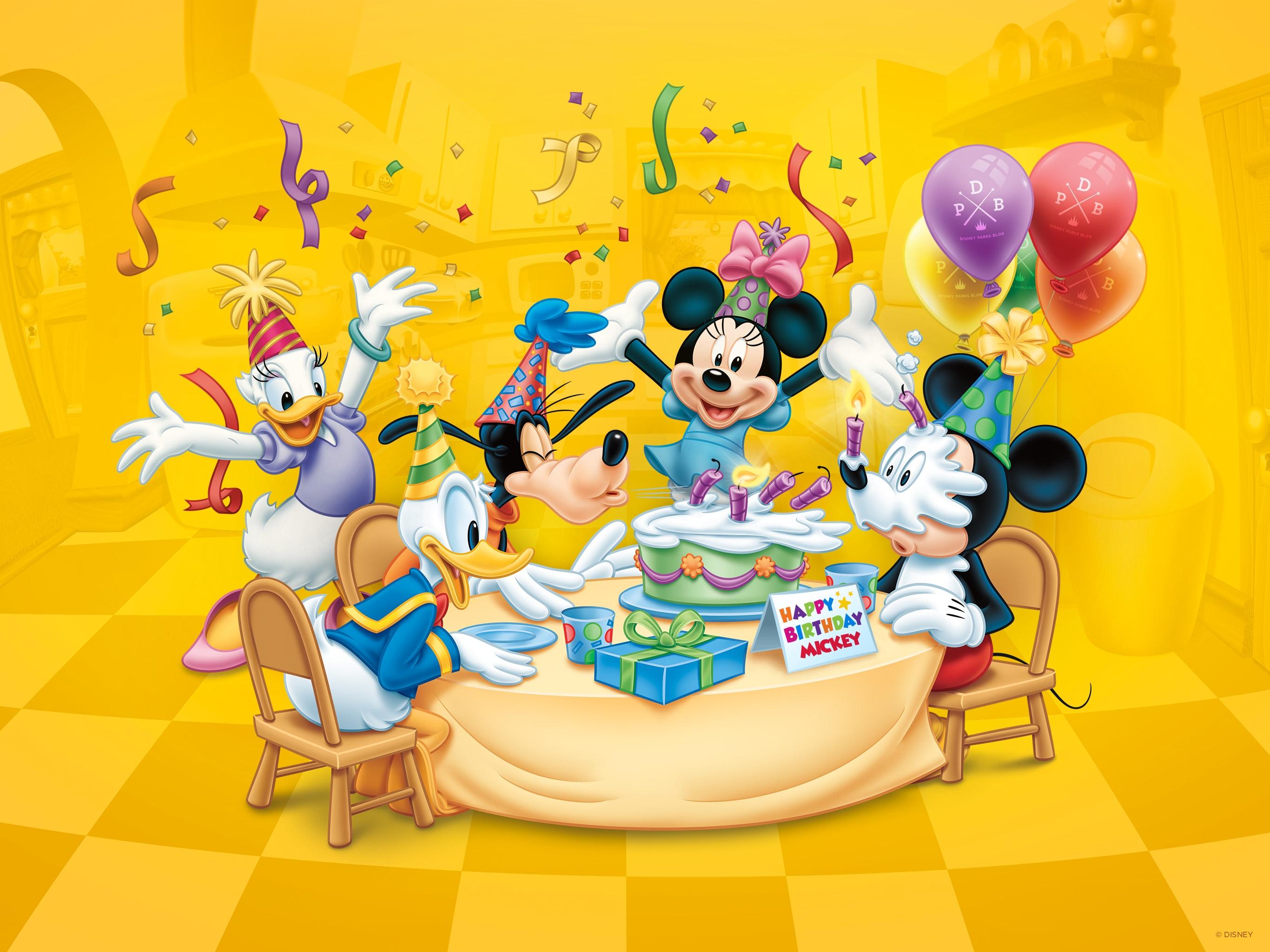 Happy Birthday Mickey! | Disney Parks Blog