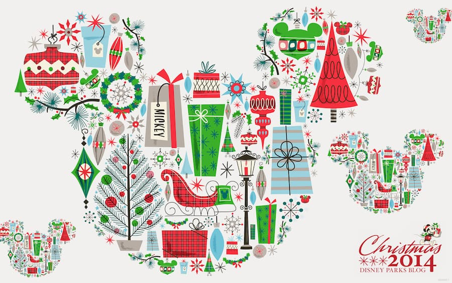 disney parks blog holiday wallpaper disney parks blog holiday wallpaper