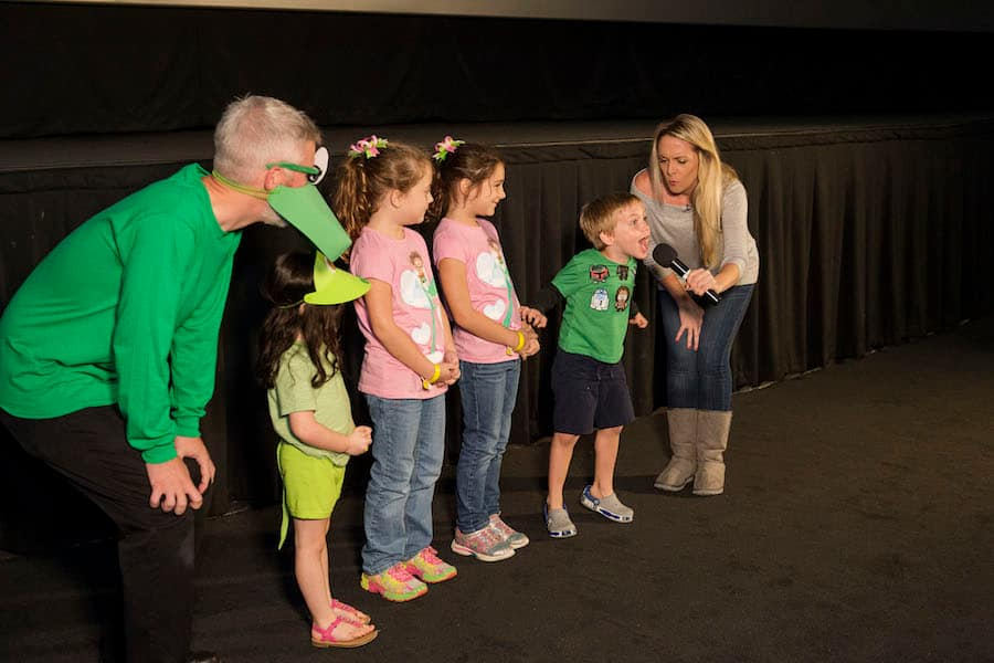 450 Disney Parks Blog Readers Attend 'The Good Dinosaur' Meet-Up