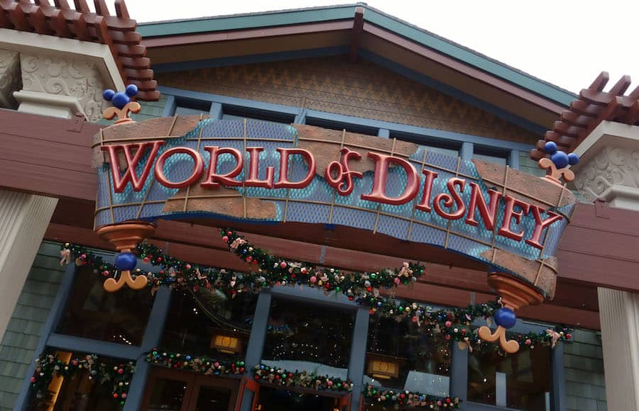 859a97e4c World of Disney Expands in Disney Springs Marketplace at Walt Disney World  Resort
