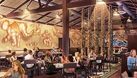 Tiffins Restaurant Coming to Disney's Animal Kingdom