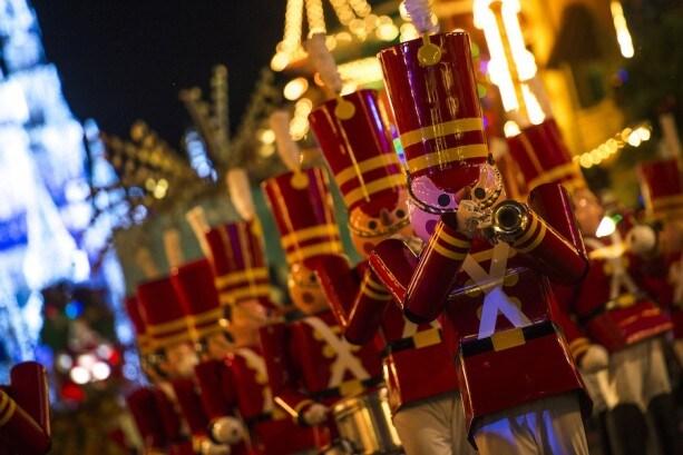 Mickey's Very Merry Christmas Party Starts Tomorrow at Walt Disney World Resort