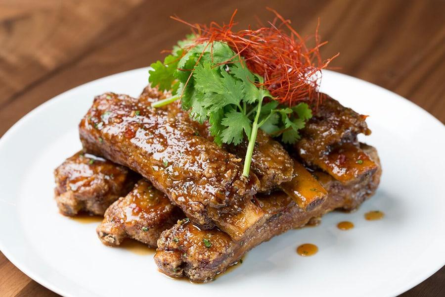 Morimoto Asia's Hoisin Sticky Spare Ribs Recipe For 'Cook Something Bold Day' Nov. 8
