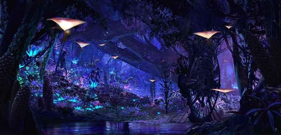 Image result for Na'vi River Journey