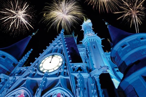 Walt Disney World Resort Sends 2012 out with a Bang