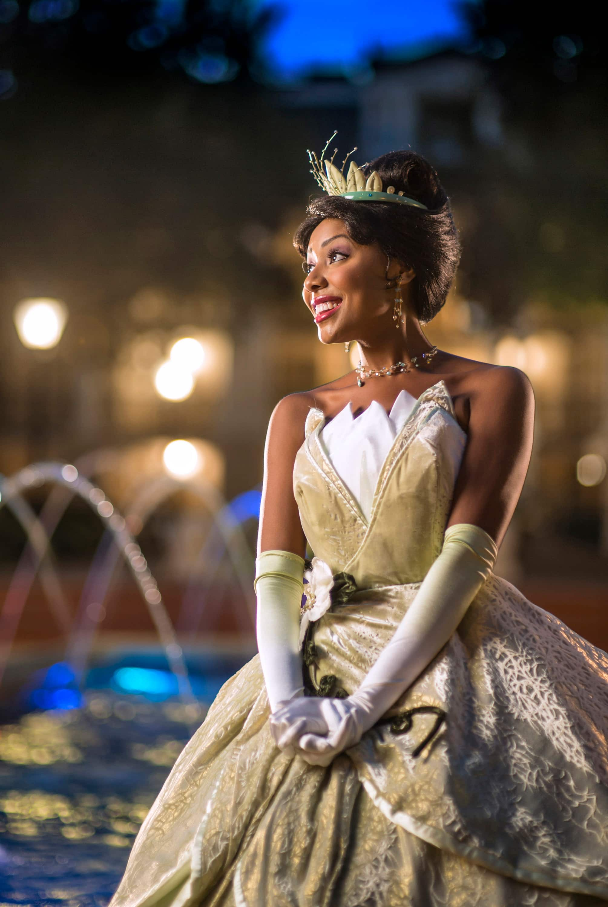 Special Images Of Tiana From The Princess The Frog Disney