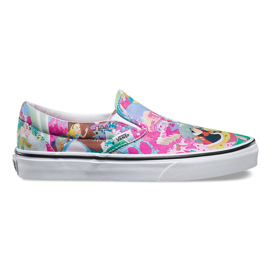 8b45d7e8db The  Disney and Vans  Collection is Available Now at Curl by Sammy ...