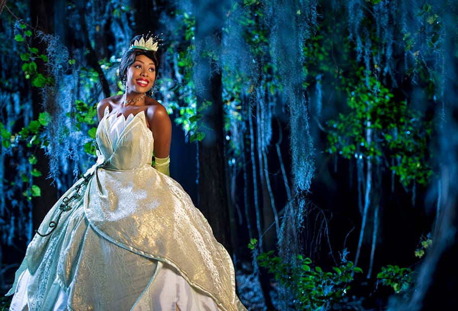Photo Gallery Special Images Of Tiana From The Princess The